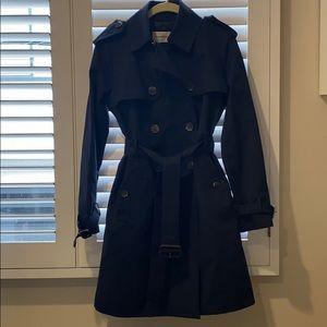 Club Monaco trench coat